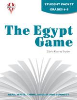 The Egypt Game Novel Unit Student Packet