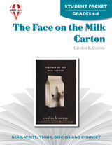 The Face On The Milk Carton Novel Unit Student Packet
