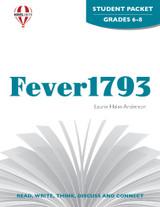 Fever 1793 Novel Unit Student Packet