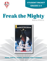 Freak The Mighty Novel Unit Student Packet