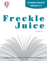 Freckle Juice Novel Unit Student Packet