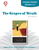 The Grapes Of Wrath Novel Unit Student Packet