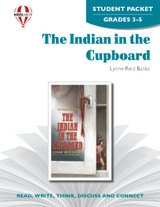 The Indian In The Cupboard Novel Unit Student Packet