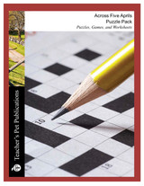 Across Five Aprils Puzzles, Worksheets, Games | Puzzle Pack