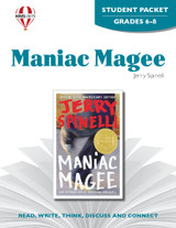 Maniac Magee Novel Unit Student Packet