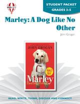 Marley: A Dog Like No Other Novel Unit Student Packet