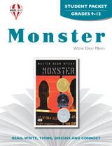 Monster Novel Unit Student Packet