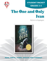The One And Only Ivan Novel Unit Student Packet