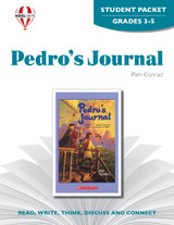 Pedro's Journal Novel Unit Student Packet