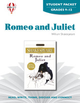 Romeo And Juliet Novel Unit Student Packet