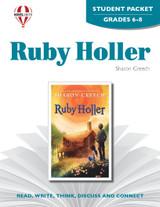Ruby Holler Novel Unit Student Packet