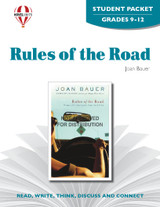 Rules Of The Road Novel Unit Student Packet