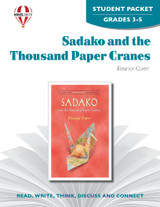Sadako And The Thousand Paper Cranes Novel Unit Student Packet