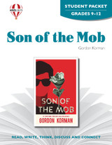 Son Of The Mob Novel Unit Student Packet