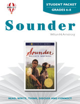 Sounder Novel Unit Student Packet
