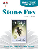 Stone Fox Novel Unit Student Packet
