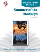Summer Of The Monkeys Novel Unit Student Packet