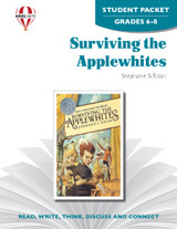 Surviving The Applewhites Novel Unit Student Packet
