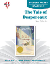 The Tale Of Despereaux Novel Unit Student Packet