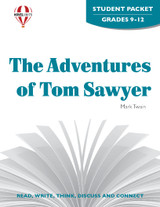 The Adventures Of Tom Sawyer Novel Unit Student Packet