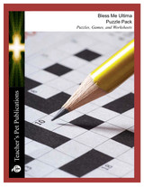 Bless Me Ultima Puzzles, Worksheets, Games | Puzzle Pack