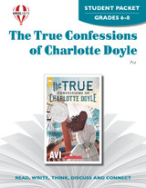 The True Confessions Of Charlotte Doyle Novel Unit Student Packet