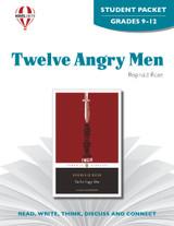 Twelve Angry Men Novel Unit Student Packet