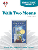 Walk Two Moons Novel Unit Student Packet