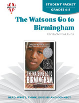 The Watsons Go To Birmingham--1963 Novel Unit Student Packet