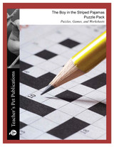 The Boy in the Striped Pajamas Puzzle Pack Worksheets, Activities, Games (Download)