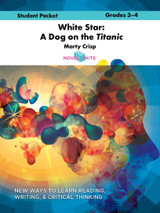 White Star: A Dog On The Titanic Novel Unit Student Packet