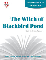 The Witch Of Blackbird Pond Novel Unit Student Packet