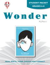 Wonder Novel Unit Student Packet
