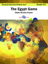 The Egypt Game Standards Based End-Of-Book Test