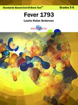 Fever 1793 Standards Based End-Of-Book Test