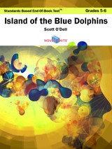 Island Of The Blue Dolphins Standards Based End-Of-Book Test