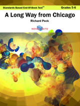 A Long Way From Chicago Standards Based End-Of-Book Test