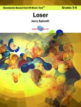 Loser Standards Based End-Of-Book Test