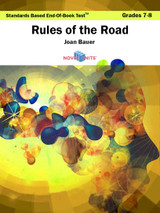 Rules Of The Road Standards Based End-Of-Book Test
