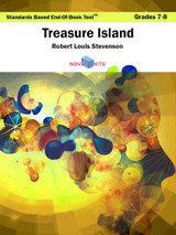 Treasure Island Standards Based End-Of-Book Test
