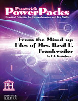 From The Mixed-Up Files Of Mrs. Basil E. Frankweiler Power Pack