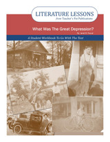 What Was The Great Depression? Literature Lessons