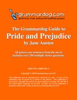 Pride and Prejudice Grammardog Guide