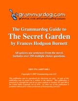 The Secret Garden Grammardog Guide
