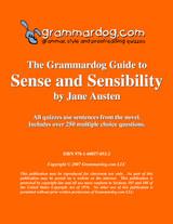 Sense And Sensibility Grammardog Guide