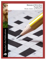Because of Winn-Dixie Puzzle Pack