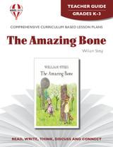 Amazing Bone Novel Unit Teacher Guide