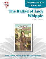 The Ballad of Lucy Whipple Novel Unit Student Packet