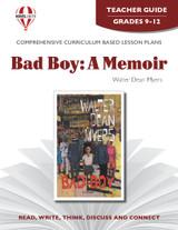 Bad Boy: A Memoir Novel Unit Teacher Guide