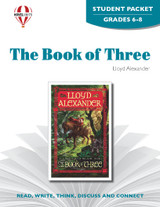 The Book Of Three Novel Unit Student Packet